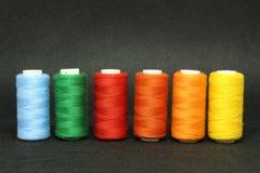 Sewing thread. Stock Photos