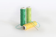 Sewing thread Stock Photos