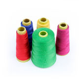 Sewing Thread Pattern Royalty Free Stock Photography