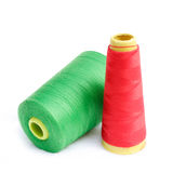 Sewing Thread Pattern Royalty Free Stock Photo