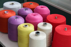 Sewing Thread Pattern Stock Photos