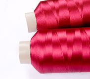 Sewing thread pattern royalty free stock images