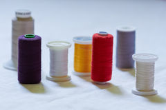Sewing thread Stock Photos