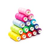 Sewing threads Royalty Free Stock Photo
