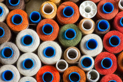 Sewing threads Royalty Free Stock Photography