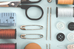 Sewing tool Stock Images