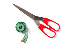 Sewing tools Stock Photo
