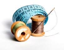 Sewing tools Stock Photos