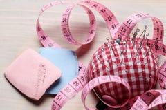 Sewing tools Royalty Free Stock Image