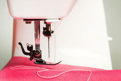 Sewing royalty free stock photos