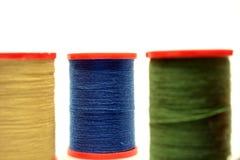 Sewing yarn Stock Photos