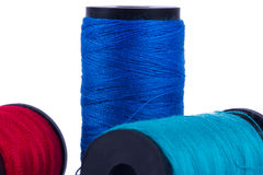 Sewing Yarn Royalty Free Stock Photography