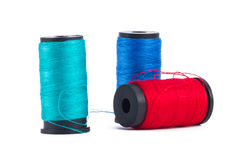Sewing Yarn Stock Photography