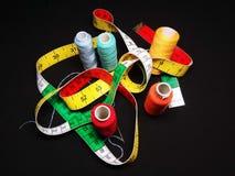 Sewings belongings Royalty Free Stock Images