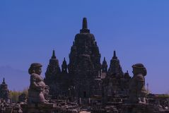 Sewu świątynia Fotografia Stock