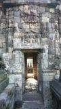 Sewu tempelområde Arkivfoto