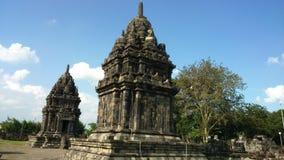 Sewu tempelområde Arkivbilder