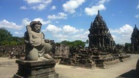Sewu tempelområde Royaltyfria Foton