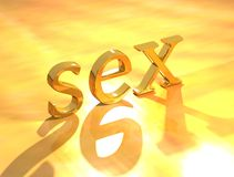 Sex Royalty Free Stock Photography