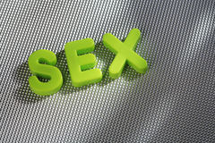 SEX Royalty Free Stock Image