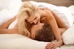 Sex act Stock Images