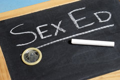Sex Education Stock Photo