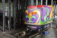 Sex flaggor New Orleans Royaltyfri Fotografi