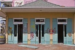 Sex flaggor New Orleans Royaltyfri Bild