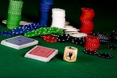 Sex poker Stock Image