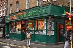 Sex shop London Soho Stock Photography