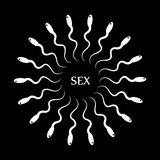 Sex with sperm II Stock Image