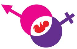 Sex symbol Imágenes de archivo libres de regalías