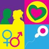 Sex Symbol vector illustration