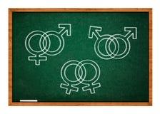 Sex-Symbole Lizenzfreies Stockfoto