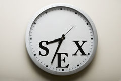 Free Sex Time Royalty Free Stock Photo - 12721085