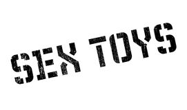 Sex Toys rubber stamp Royalty Free Stock Photography