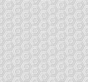 Sexangle light  pattern Stock Image