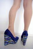 Sexy legs Royalty Free Stock Photos