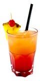 Sexe sur le cocktail de plage Photographie stock libre de droits
