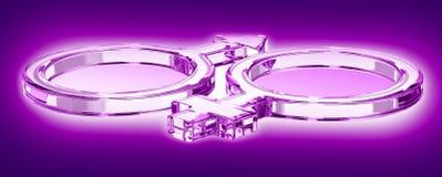 Free Sexes Royalty Free Stock Image - 13161036