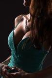 Sexi молодой женщины Стоковые Фото
