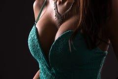 Sexi för ung kvinna fotografering för bildbyråer