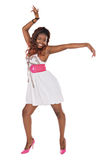 sexig afrikan Royaltyfria Bilder