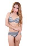 sexig bikini Royaltyfria Foton