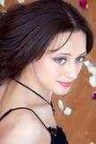 Sexig caucasian kvinna Royaltyfri Fotografi