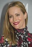 Sexig Comedic aktris, Leslie Mann Fotografering för Bildbyråer