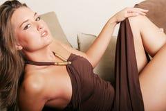 sexig kvinna arkivbilder