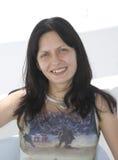 sexig kvinna royaltyfri fotografi