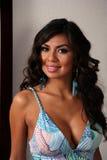 sexig kvinna för brunett 33 Royaltyfri Foto
