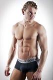 sexig underkläder för män Royaltyfria Foton
